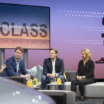 Mercedes-Benz present product highlights on Mercedes me media