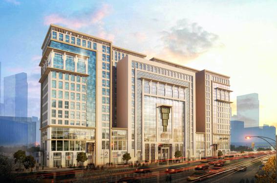 Marriott International signs deal to open Fairfield yy Marriott Hotel In Makkah