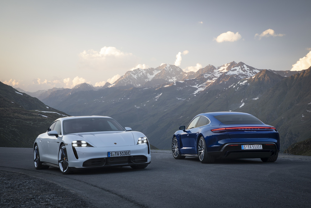 World Car of the Year: Porsche Taycan drives home a double victory