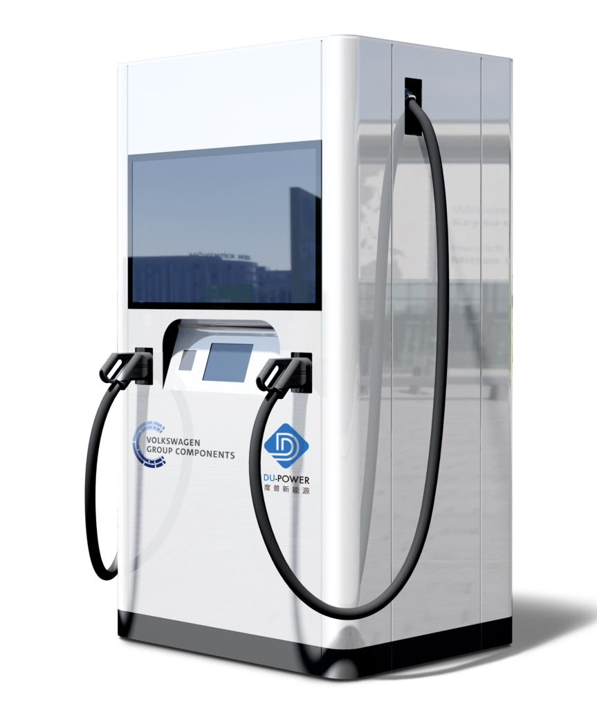 Flexible quick charging stations launch in China