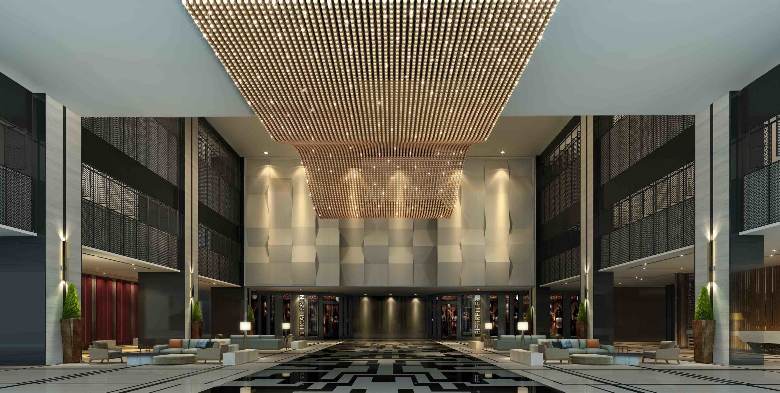 Maritim Hotel Hefei is open