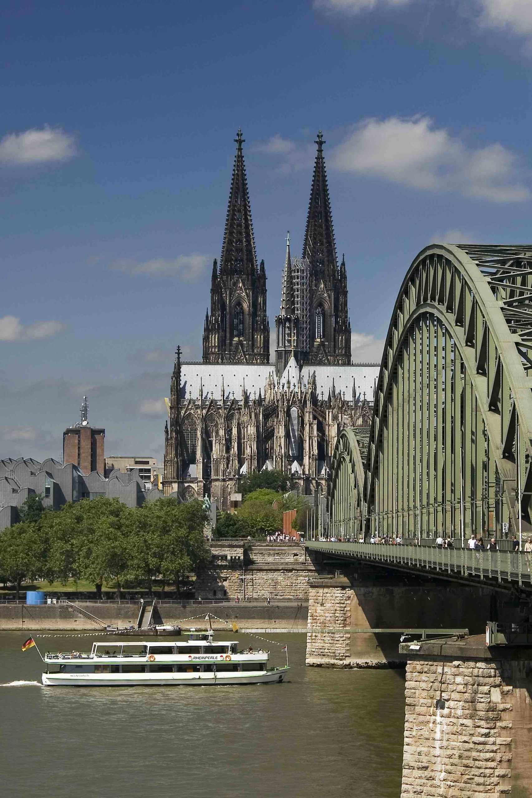 Business destination Cologne ready for events