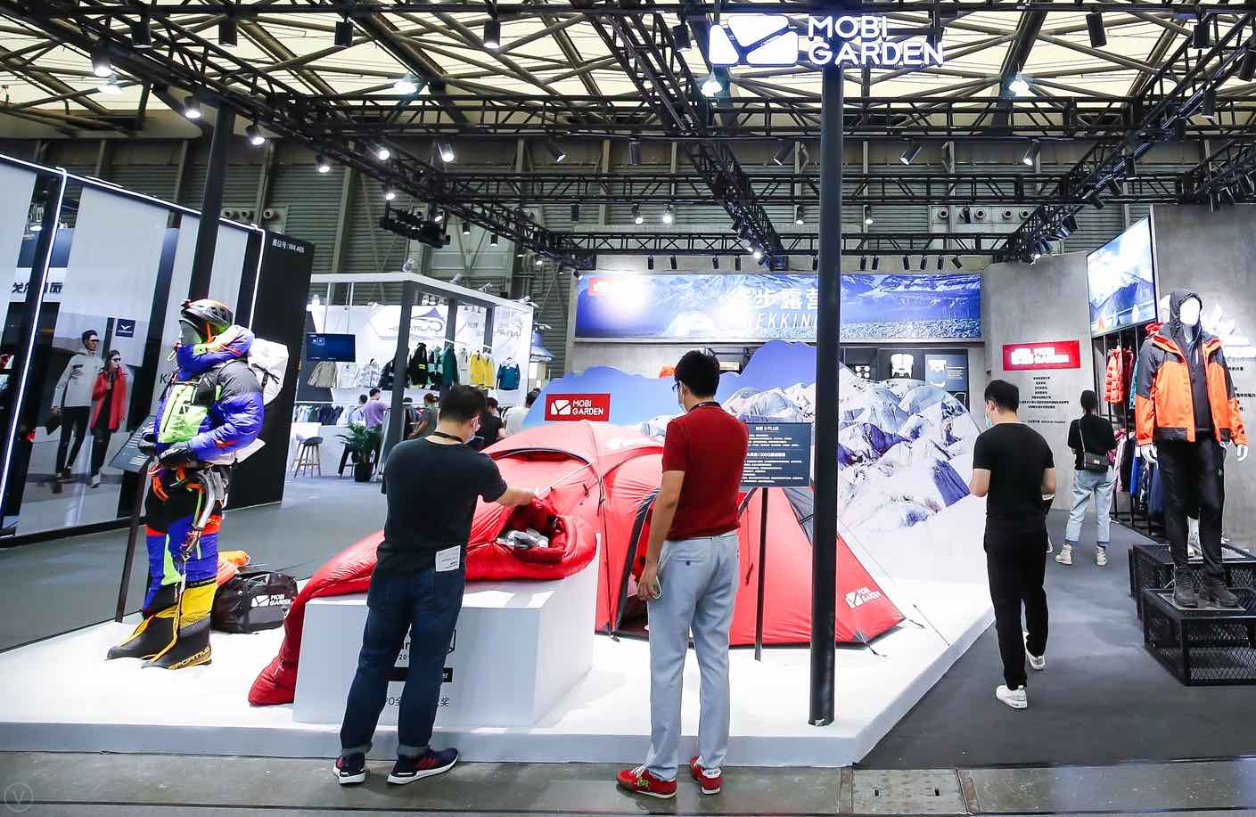 ISPO Shanghai: successful restart of business