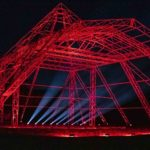 Over 670 #LightItInRed Illuminations across the UK