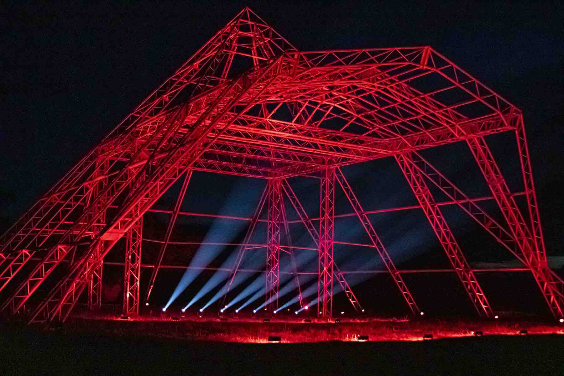 Over 670 #LightItInRed Illuminations across the UK