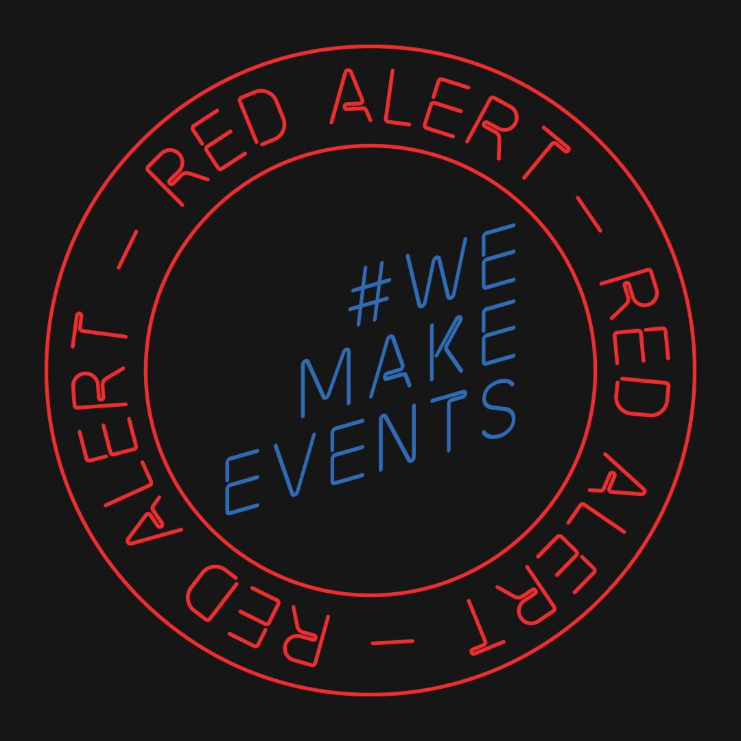 #WeMakeEvents enters Red Alert with backing of leading industry organisations