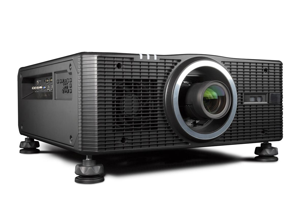 Barco expands laser portfolio with new projectors